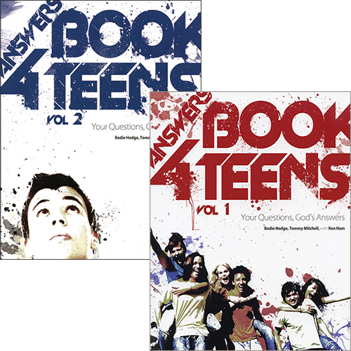 Answers Book for Teens Package