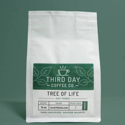 Tree Of Life - Third Day Coffee Co
