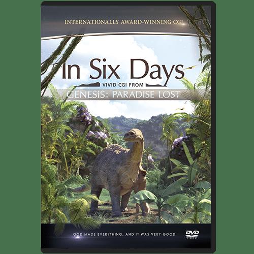 In Six Days DVD