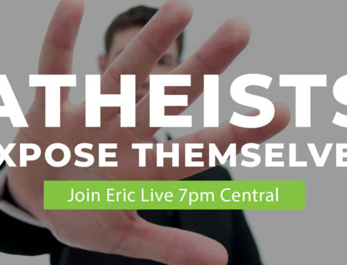 Atheists Expose Themselves
