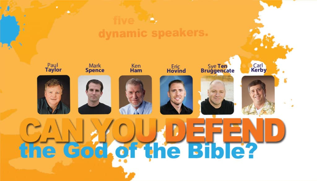 Proof of God Speakers