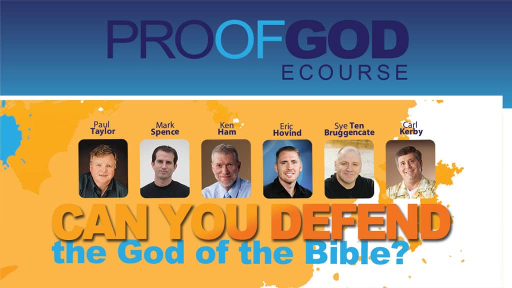 Proof Of God Course
